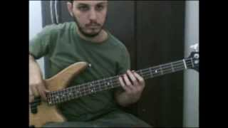 Black Sabbath - N.I.B. Bass Intro Solo