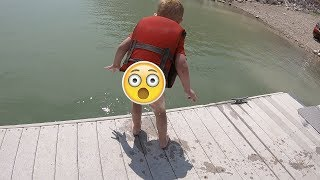 Taking a 3 yr old Nudist Fishing in the Deserts of Utah - (WT Part 8)