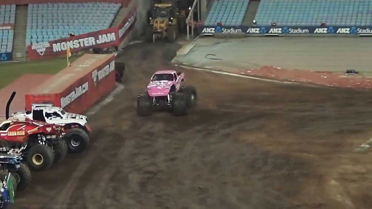 monster jam sydney pitpass gurmit - photo#26