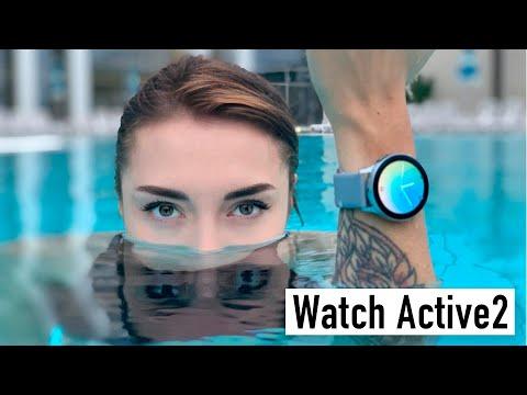 """Apple Watch"" от Samsung или полный обзор Galaxy Watch Active2..."