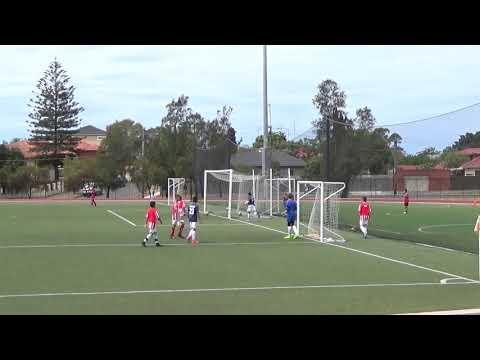 R3 Sydney Football Squad vs G-Group 1st half