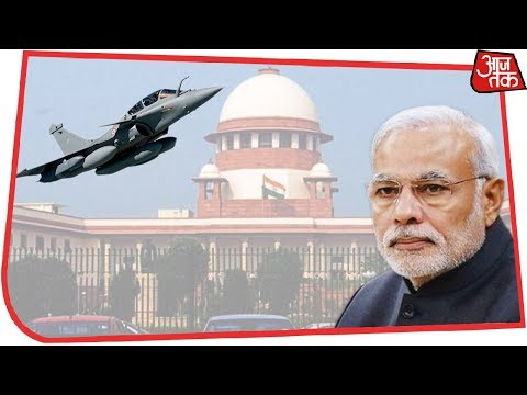 Rafael Deal पर Modi सरकार को झटका, दोबारा सुनवाई को तैयार Supreme Court