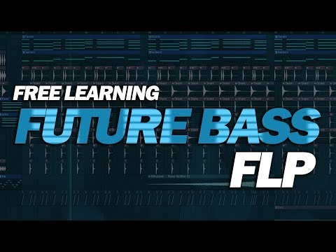 Free FUTURE BASS FLP: by Hybrid Screech [Only for Learn Purpose]