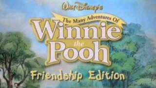 Walt Disney Films - Many Adventures of Winnie the Pooh (1977)