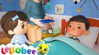 Sick Song!   Nursery Rhymes & Kids Songs!   Videos For Kids   Little Baby Animals