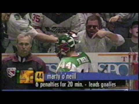 NLL MILL Era 1996 Playoff Boston Blazers @ Philadelphia Wings