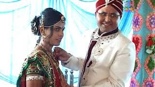 Церемония бракосочетания Нишита и Ниру, часть 4