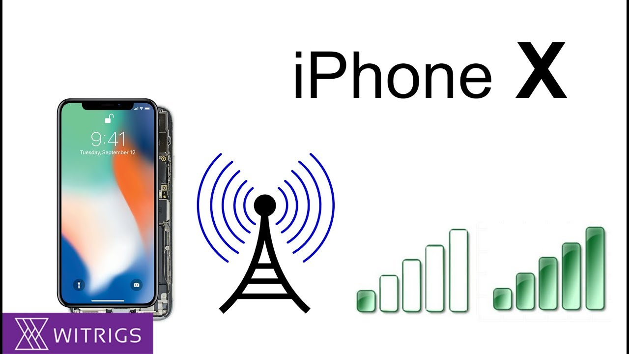 new arrival 05b04 2057e iPhone X Cellular Antenna Replacement - Tutorial