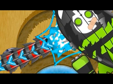 Hypersonic Bomb Tower vs ZOMGs! | ft. Diamond Bombs! (Bloons TD Battles / BTD Battles)