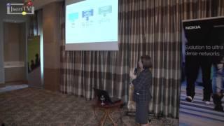 День инноваций Nokia Networks. Лидия Варукина: сравнительное развитие 3G и LTE, перспективы 5G и IoT