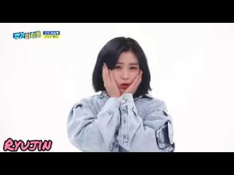 ITZY Aegyo Ottoke Song Weekly Idol (Original by Hyojung OMG)
