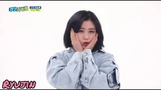 Download ITZY Aegyo Ottoke Song Weekly Idol (Original by Hyojung OMG)