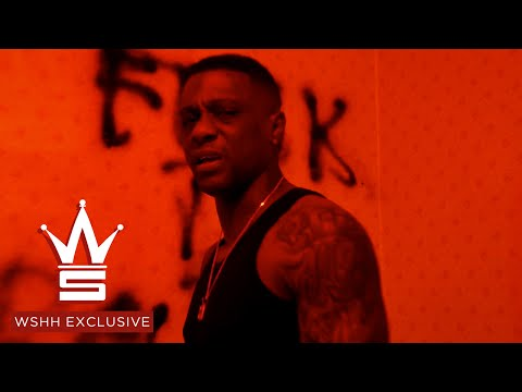 Boosie Badazz Forgive Me Being Lost (WSHH Exclusive - Offici