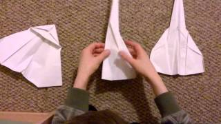 Origami: Jet Fighter Creation