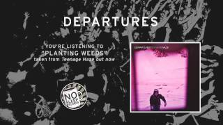 """Planting Weeds"" by Departures taken from Teenage Haze"