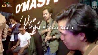 D'MASIV & Rossa - Pernah Memiliki | Live at Ardan Radio