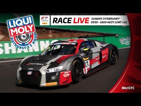 Bathurst 12hrs 2019 - Intercontinental GT Challenge - Full Main Race