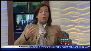 La Entrevista El Noticiero Televen - Primera Emisión - Viernes 20-01-2017
