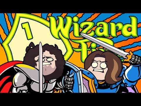 Wizard Fire: 90's Arcade Action - PART 1 - Game Grumps