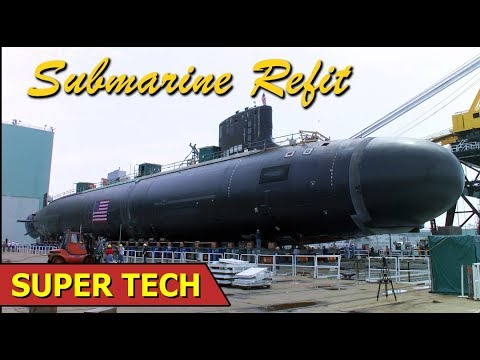 Hubble Telescope Modifications | New Recyclable Mobile Phone | Submarine Refit | Super Tech