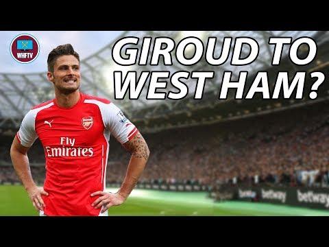 West Ham interested in signing Giroud - Joe hart on Loan? | Transfer Update