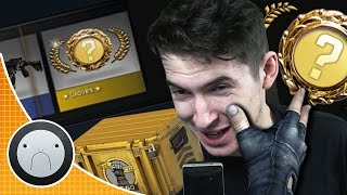 NEW GLOVES CASE OPENING