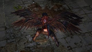 Path of Exile: Raven Demon Wings