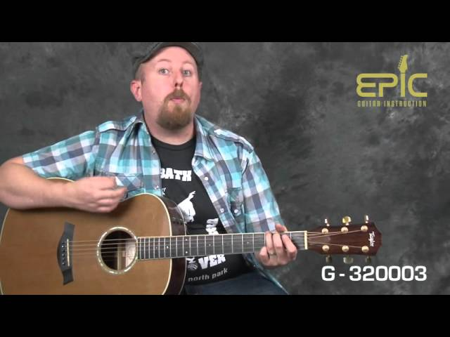 Epicguitarinstruction learn ez beginner eagles song tequila sunrise ...
