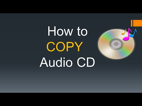How to RIP Audio CD Songs in Windows