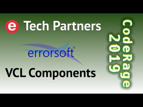 Improve Your VCL Applications with Free ErrorSoft VCL Components - CodeRage 2019