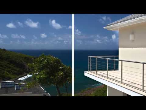Luxury Beachfront Villa for Sale in St. Lucia