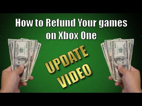 How to Refund a Game Xbox Tutorial (Update Video)