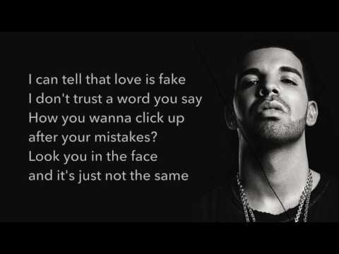 Drake - Fake Love (Lyrics) By KidTravisOfficial +...