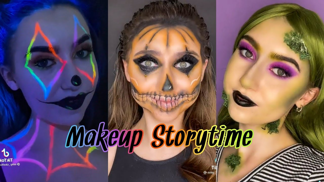 🌈 Complete Makeup Storytime   Amy Skelton