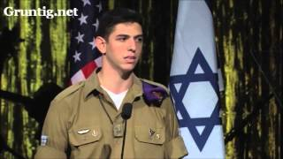 Idf Soldier Hero