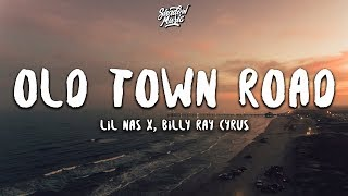 Download Lil Nas X - Old Town Road (Lyrics) ft. Billy Ray Cyrus Mp3 and Videos