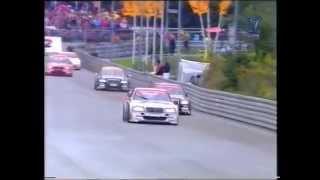 DTM 1994 Nannini REVENGE! Nannini Vs Asch
