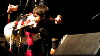 Ali Lohar, son of Arif Lohar, in Oswego, NY, April 2012