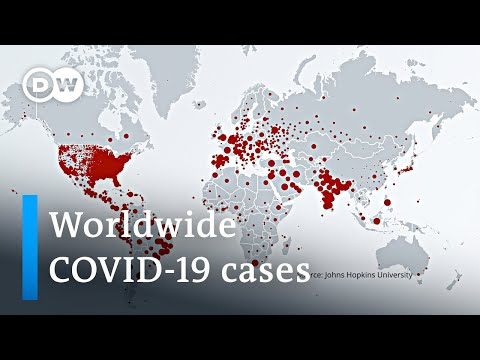 COVID-19: Curfews In Italy - How Is It China And India? | DW News