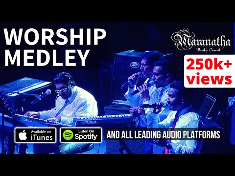 WORSHIP MEDLEY - A collection of some awesome Christian Worship songs in Hindi!