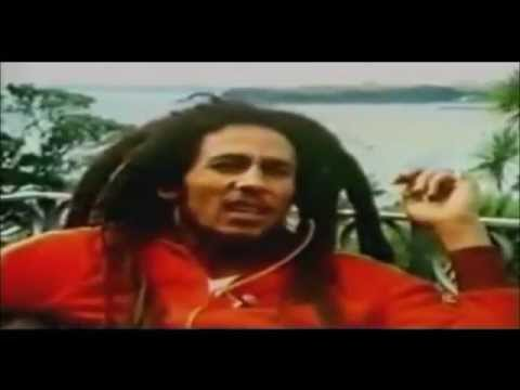 bob marley talking about music, herb & dreads