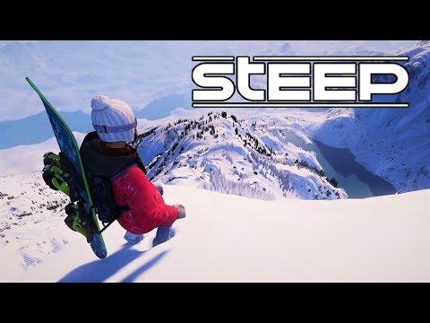 Steep - SNOW PARK. ИГРАЕМ?