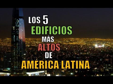 los edificios ms altos de amrica latina
