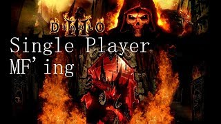 Diablo 2 - Single Player Magic Finding