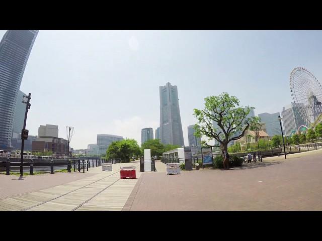 「 横浜汽車道 」  DJI OSMO MOBILE 2 /  GoPro HERO5