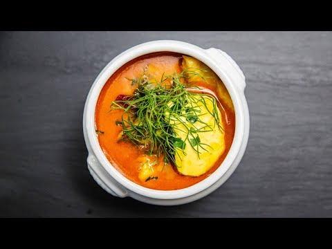 Bouillabaisse By Chef Ludo Lefebvre