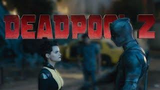 Reaction | Трейлер #2 «Дэдпул 2/Deadpool 2»