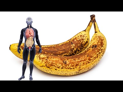 Why You Should Eat Bananas With Black Spots On Them!