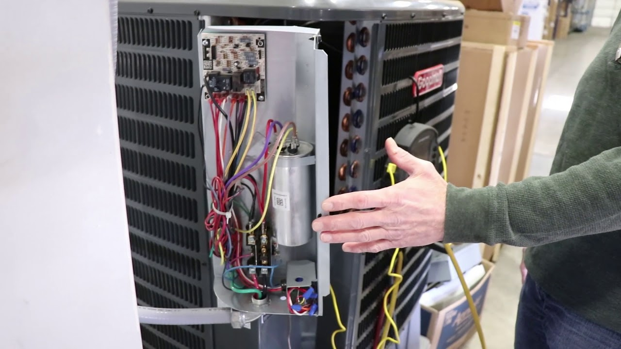 How To Check The Charge On A Heat Pump In Cold