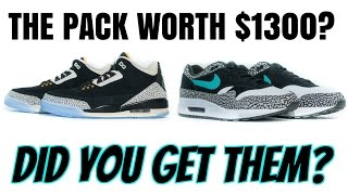 DID YOU BUY THE ATMOS PACK TODAY?